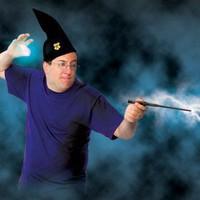 The Wizard's Magic Wand Universal TV Remote by Kymera | X-treme Geek