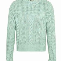 Reiss - Priestly TWISTED COLOUR JUMPER