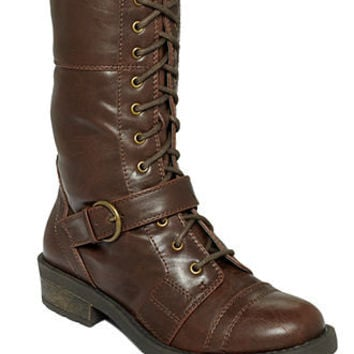 White Mountain Shoes, Flyman Booties - Boots - Shoes - Macy's