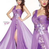 Mac Duggal 6120N Dress - NewYorkDress.com
