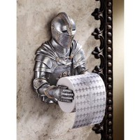 Amazon.com: A Kinght to Remember Gothic Bath Tissue Holder: Home Improvement