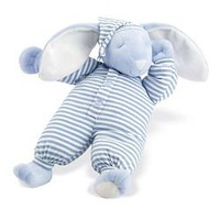 North American Bear Co. Sleepytime Bunny Blue Med.