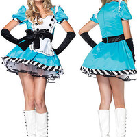 Alice Costumes: Charming Alice Costume Halloween Costume