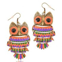 Owl Earring - by Pilot