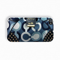 Coach Inspired 2012 For Womens - iPhone 4 Case, iPhone case, iPhone 4s Case, iPhone 4 Cover, Hard iPhone 4s Case