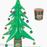 The Inflatable Christmas Tree | Coming Soon! | FunSlurp.com