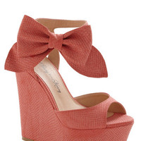 Stylista Strut Wedge | Mod Retro Vintage Sandals | ModCloth.com