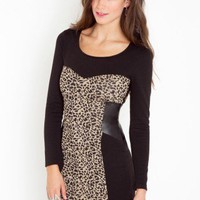 Can't Be Tamed Dress - NASTY GAL