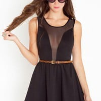 Lulu Dress - Black - NASTY GAL