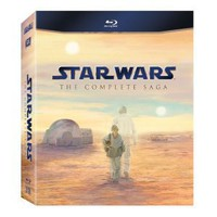 Amazon.com: Star Wars: The Complete Saga (Episodes I-VI) [Blu-ray]: Mark Hamill, Hayden Christensen, Harrison Ford, George Lucas: Movies & TV
