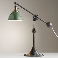 Industrial Era Task Lamp | Table | Restoration Hardware Baby  Child