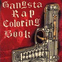 Gangsta Rap Coloring Book - Cool Material