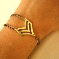 This Way BRACELET by iadornu on Etsy