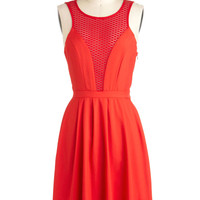 Happy We Mesh Dress | Mod Retro Vintage Dresses | ModCloth.com