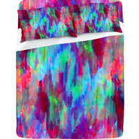 DENY Designs Home Accessories | Amy Sia Moving Sunsets Sheet Set