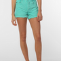 Urban Renewal Levis Jean Short Short - Green