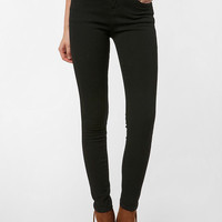 BDG High-Rise Seamed Cigarette Jean - Black