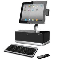 The iPad Docking Station - Hammacher Schlemmer