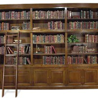 Victorian trading Co. - www.victoriantradingco.com - English Bookseller's Shelf