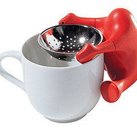 Alessi Te ó Tea Strainer at Velocity Art And Design - Your home for modern furniture and accessories in Seattle and the US.