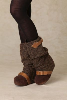 Irregular Choice  Longer Lashes Clog Boot at Free People Clothing Boutique