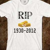 Twinkies Rest In Peace Tee - glamfoxx.com