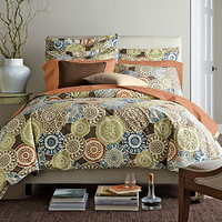 Allegro Percale Comforter Cover/Duvet Cover and Sham