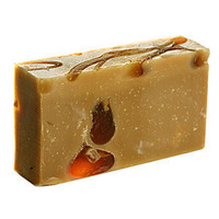 Organic Soap - Orange You Glad Honey - Sweet Orange Blossom Essential Oil with Honey and added enzymes and antioxidants