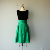 $98.00 1950's party dress // by CustardHeartVIntage on Etsy