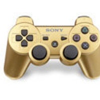 DUALSHOCK 3 Wireless Controller - Metallic Gold - GameStop Exclusive for PlayStation 3 | GameStop