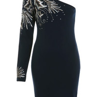 Embellished Bodycon Dress - View All  - Going Out