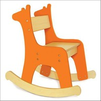 Pkolino Giraffe Rocking Chair | Kids Furniture & Baby Furniture