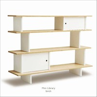 Oeuf Mini Library | Kids Furniture &amp; Baby Furniture