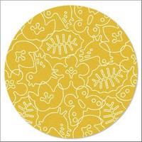 notNeutral Seasons Area Rug 6' Round | Kids Furniture & Baby Furniture too!