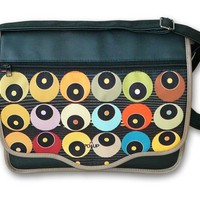 DesignShop UK - Bags Purses Wallets - Retro Shoulder Bag 7043.3