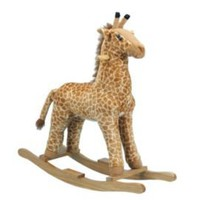 One Kings Lane - Fun & Games - Rockabye Jacky the Giraffe