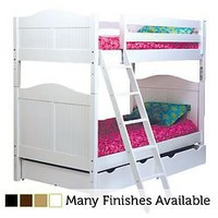 Cottage Twin Bunk Bed