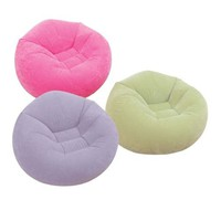 Beanless Bag Chair - College Dorm Room Furniture