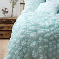 Catalina Quilt, Aqua
