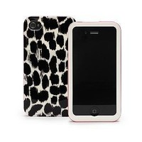 Amazon.com: Kate Spade Leopard Case for iPhone 4: Cell Phones & Accessories