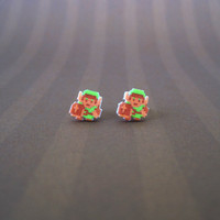Legend of Zelda Link Earrings