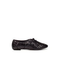 GLITTER BLUCHER - Shoes - Collection - TRF - ZARA United States