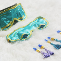 Audrey Hepburn Eye Mask Set From Breakfast at tiffanys