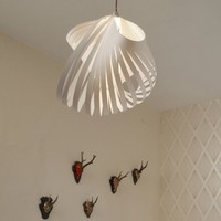 Nautica - Organic Light Shade from Kaigami | Made By Kaigami | 44.95 | Bouf