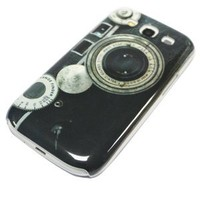 Amazon.com: Worldshopping Retro Camera Lens Hard Plastic Skin Case Back Cover for Samsung Galaxy S3 SIII i9300, Free Accessory, Gifts from Worldshopping: Cell Phones & Accessories