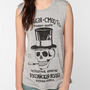 Daydreamer LA Sweet Death Cutoff Sweatshirt