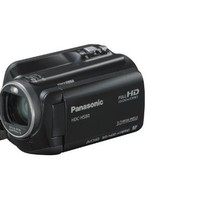 Panasonic HDC-HS80K HD HDD Camcorder (Black) | www.deviazon.com
