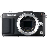 Olympus E-PM2 Interchangeable Lens Digital Camera [Body Only] Black | www.deviazon.com