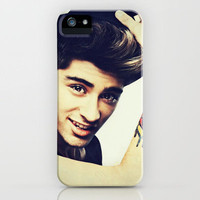 Zayn Malik One Direction Tattoo iPhone Case by Toni Miller | Society6