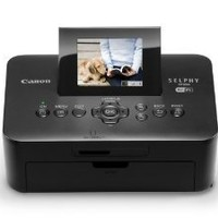 Canon SELPHY CP900 Black Wireless Color Photo Printer